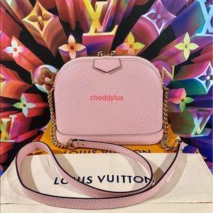 💖💖💖Authentic Rare Louis Vuitton Alma Epi Mini